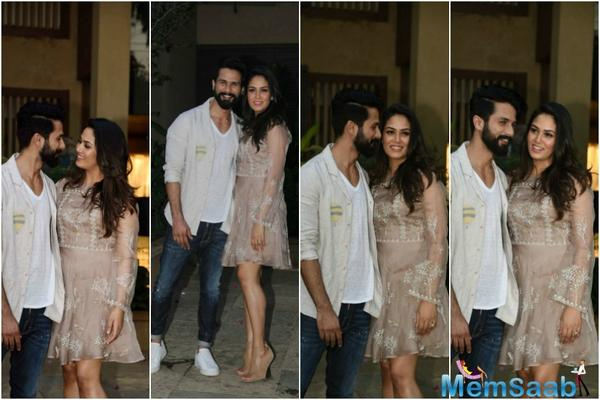 What! Ranveer avoids Deepika, parties with Katrina at Shahid's birthday bash