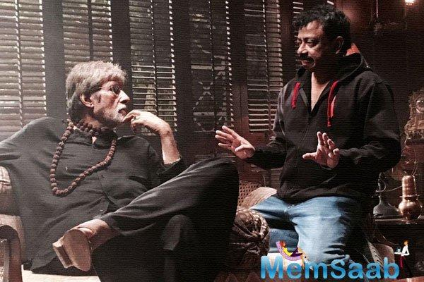 """The board didn't ask for any disclaimers for the trailers and promos of the first two instalments, but they deemed it essential this time around, as Sarkar 3 is coming after Balasaheb's death in 2012""."