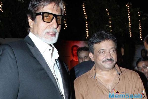 Sarkar 3 starring Amitabh Bachchan as the protagonist.
