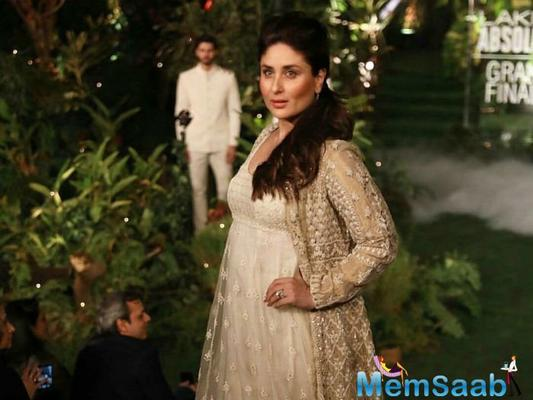 The actress, who became a proud mother to Taimur Ali Khan Pataudi in December last year, was on her toes throughout her pregnancy.