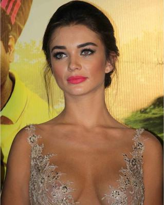 Amy Jackson: I have literally followed in Aishwarya's footsteps
