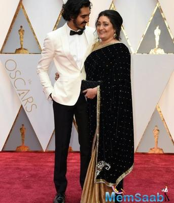 Oscars: Priyanka and Dev Patel arrived at the 89th Academy Awards