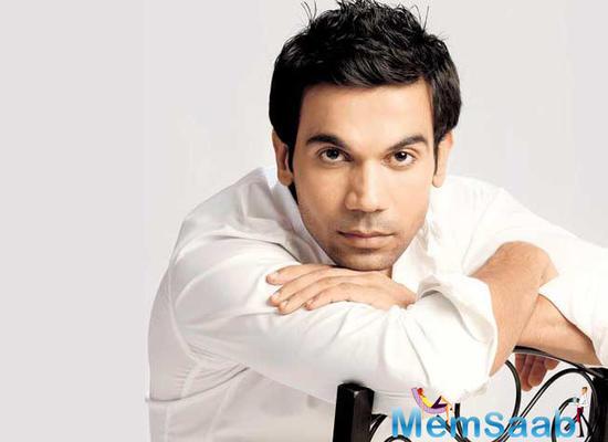 National Film Award winning actor Rajkummar Rao is a method actor