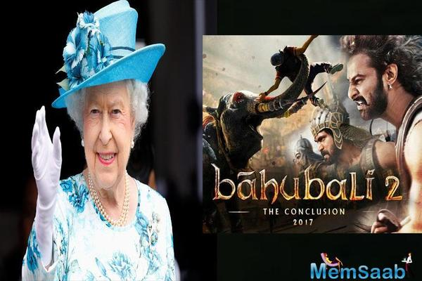 Queen Elizabeth II to watch 'Baahubali 2' before everyone else