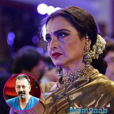 What! Rekha was secretly married to Sanjay Dutt?