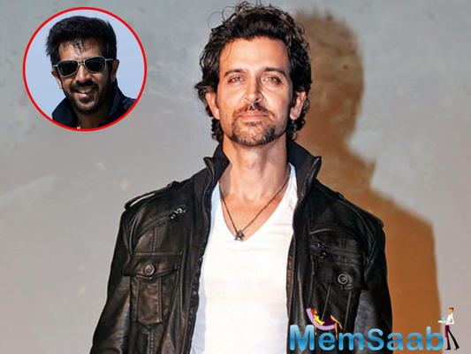 Hrithik Roshan is all set to start prepping for his next  with director Kabir Khan