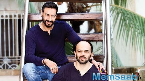 Golmaal 4 goes on the floors, get ready for another laugh riot