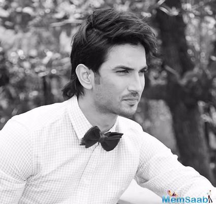 Sushant Singh Rajput: I don't believe in competition