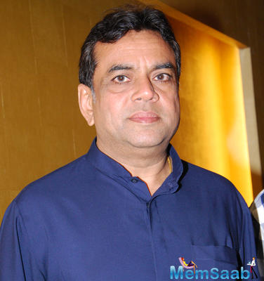 Revealed: Paresh Rawal will play a special role in Ali Abbas Zafar's