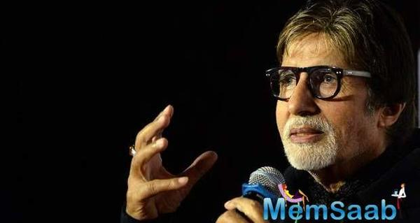 Big B: Ramesh Sippy waited 3 years to get the