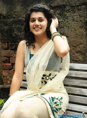 Taapsee Pannu: In real life I am a non-violent person