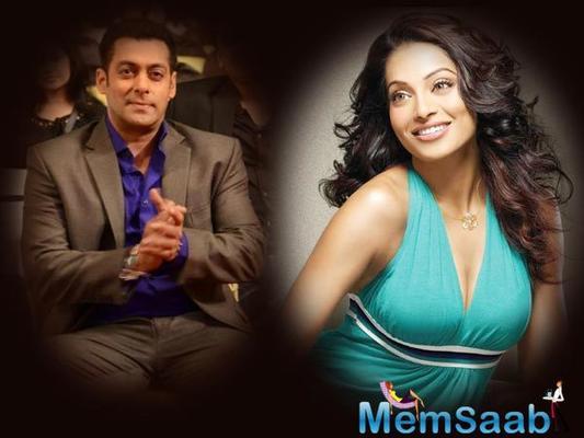 Bipasha Basu: Looking forward to performing with Salman Khan again