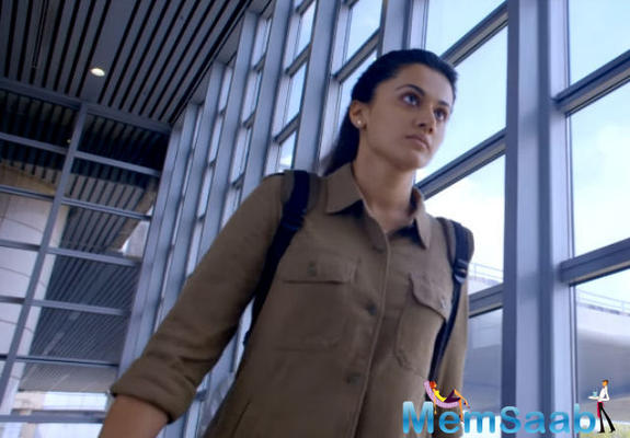 The second promo of 'Naam Shabana' dwells on eliminating a key aid to terrorist organisations, played by Prithviraj.