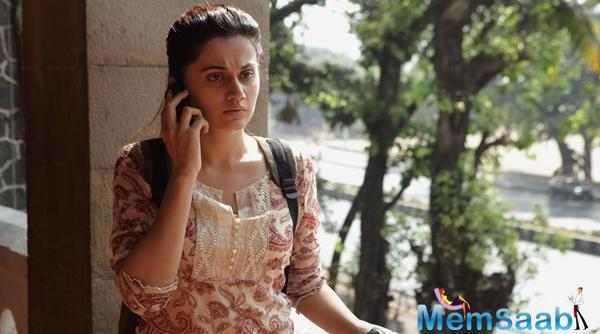 Taapsee Pannu is keen to take on a psycho-trippy character
