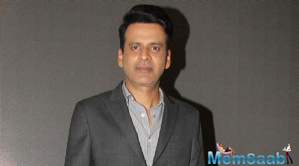 Manoj Bajpayee doesn't like to attend Bollywood parties