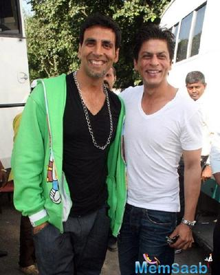 Trade analyst Taran Adarsh: SRK and Akshay to clash at the box-office on Independence Day weekend