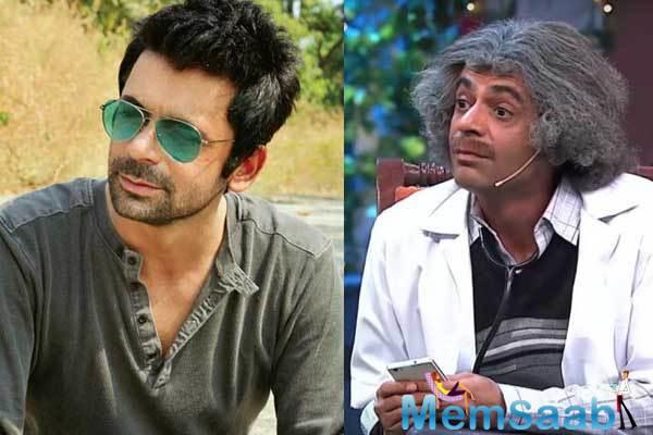 Sunil Grover to return as Dr Gulati on a different show