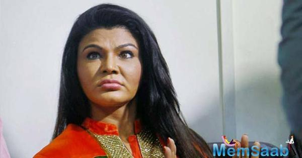 Arrest warrant against Rakhi Sawant for hurt religious sentiments of Valmiki community
