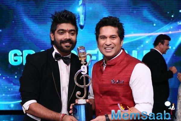 Baahubali-fame singer LV Revanth wins the Indian Idol season 9