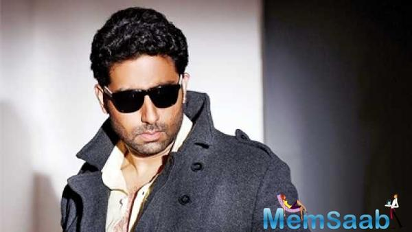 Abhishek has also reportedly signed another couple of films. These include Nishikant Kamat's yet untitled thriller film and Prabhu Deva's Lefty, where he will play a left-handed character.