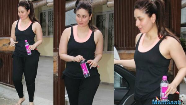 """""""Yes, I was on my feet after the delivery"""" Kareena lashes out at Mira Rajput's Puppy Remark!"""