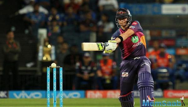 IPL 2017: Steve Smith, Ajinkya Rahane brings seven-wicket victory over Mumbai Indians