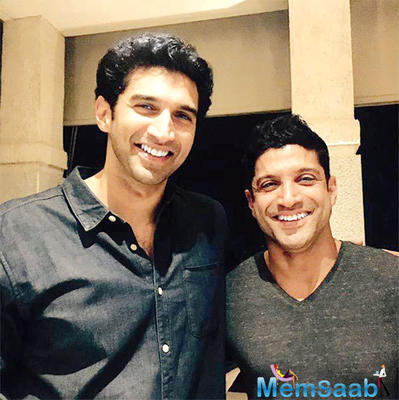 Farhan: No cold war between me and Aditya Roy Kapur