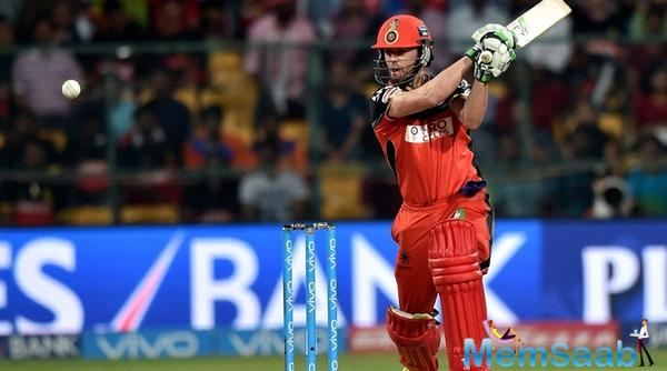 Ab de Villiers, who had scored 31 off his first 28 deliveries, blitzed 58 off his next 18 to finish with a scary 46-ball unbeaten 89. His innings gave the total respectability but couldn't quite guarantee victory.