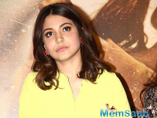 Anushka Sharma's banner to co-produce a yet another love story