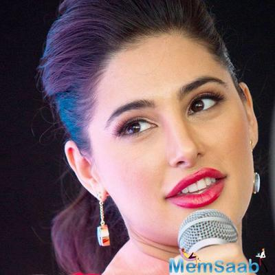 Nargis Fakhri: Acting is not her only aim in life and I wants to pursue other things as well