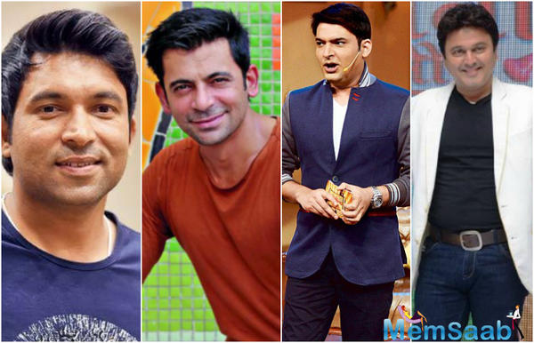 Sunil Grover will start a new show with Chandan Prabhakar & Ali Asgar?