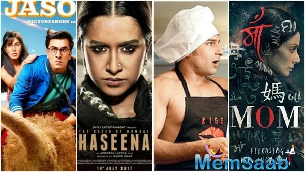 This time, not two, but four films will clash at the box office