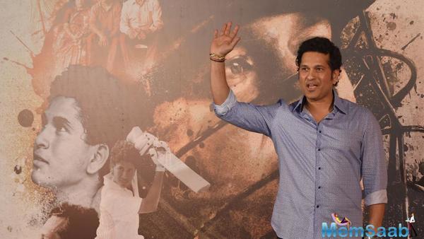 Sachin: A Billion Dreams is a film that moves way beyond cricket, says Sachin Tendulkar