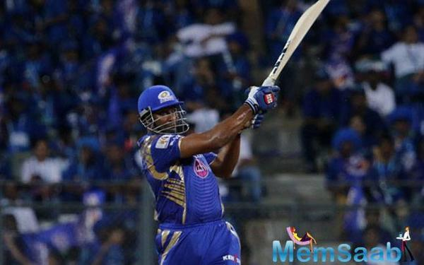 MI vs GL: Mumbai Indians won by 6 wkts
