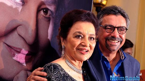 Asha Parekh revealed: Nasir Saab the only man I ever loved