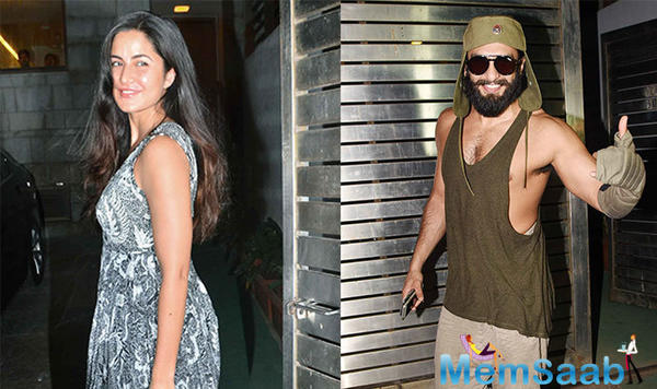 Ranveer Singh and Katrina Kaif team up for Zoya Akhtar's next