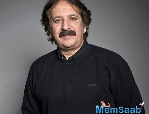 Majid Majidi starts shoots for 'Beyond The Clouds' at CST station