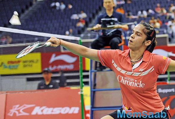Confirmed! Shraddha will play badminton icon Saina Nehwal in the biopic