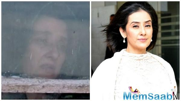 Can you recognize Manisha Koirala look as Nargis Dutt?