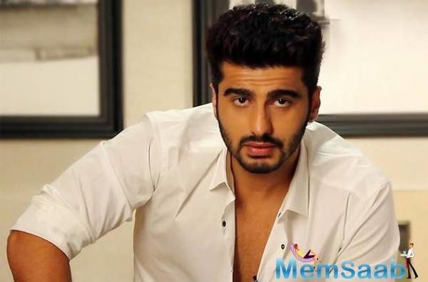 Finally Arjun Kapoor reacts to viral spoof video calling him Boney Ka Launda