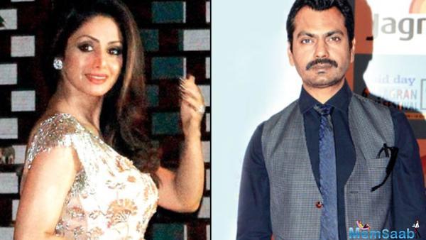 Unrecognizable: Nawazuddin Siddiqui look for Sridevi starrer 'Mom'