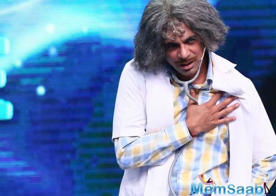 Anurag Basu is planning on casting Sunil Grover in his next venture