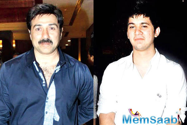 Has Sunny Deol's next film been shelved because of his son Karan?