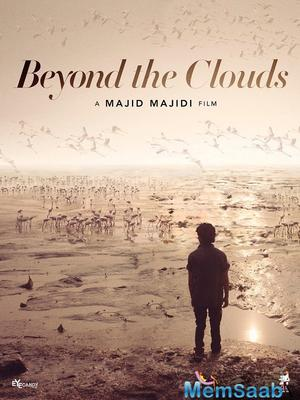 Majid Majidi wraps up his romantic musical drama Beyond the Clouds