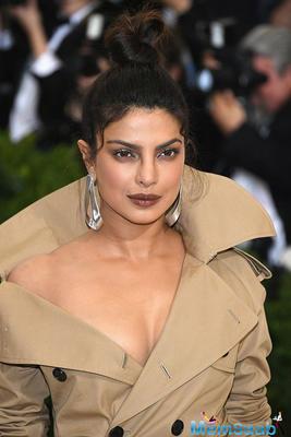Priyanka Chopra: Gandhi and Nelson Mandela have both had a great influence in my life