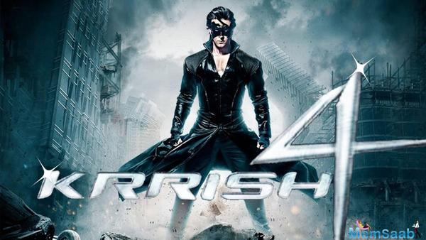 More details about Hrithik's Krrish 4 and Wonder Woman Connection?