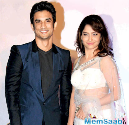 When Sushant and Ankita Lokhande were spotted catching up over a cup of coffee