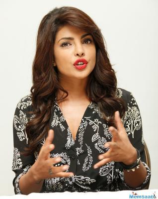Priyanka Chopra wants to make a movie based on Rabindranath Tagore's love story