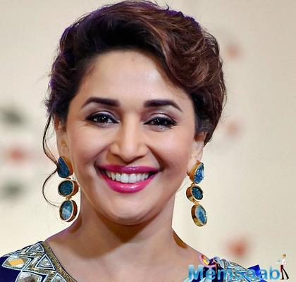 Madhuri Dixit: Sanjay Dutt's topic has become redundant