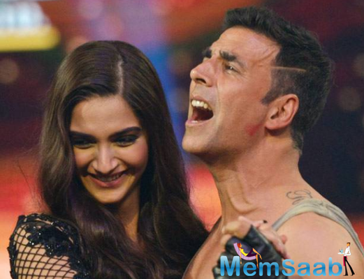 Sonam Kapoor: I respect Akshay Kumar for doing relevant and content-driven films